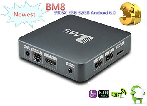 MeCool BM8 Amlogic S905X Android 6.0 TV Box