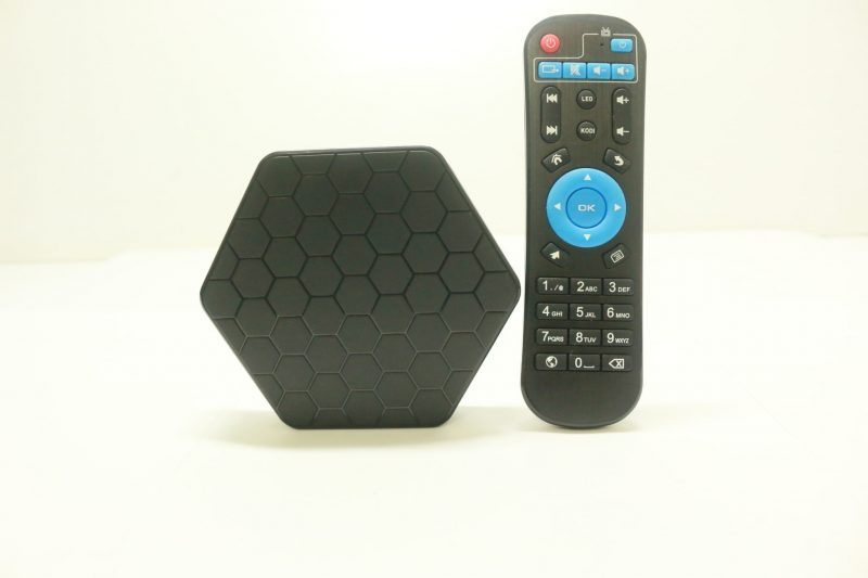 Sunvell T95Z Plus Amlogic S912 TV Box with remote