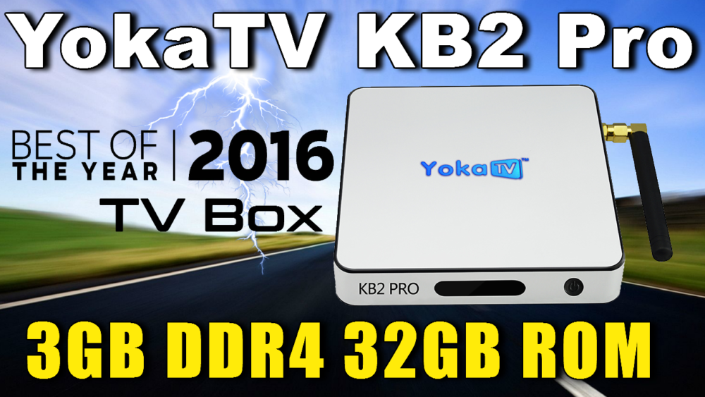 YokaTV KB2 TV Box