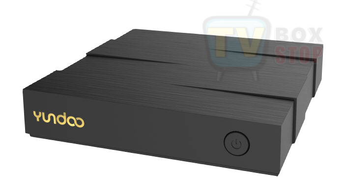 Yundoo Y8 TV Box Top view