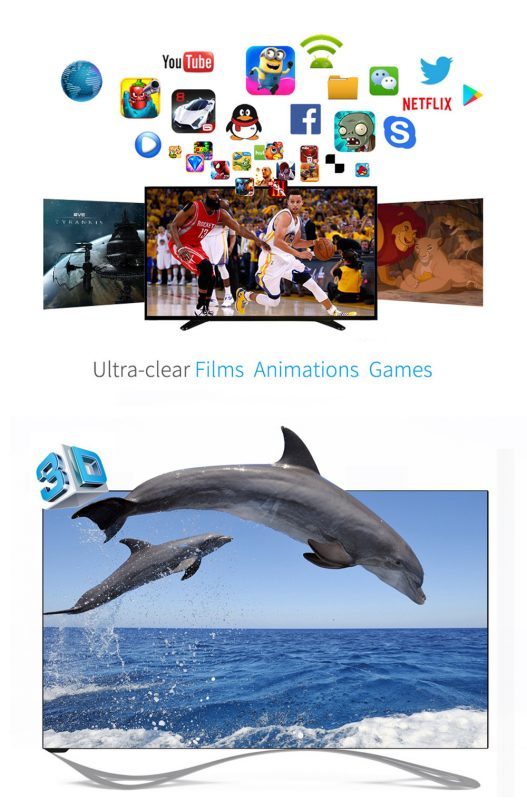 Mecool M8S Pro apps