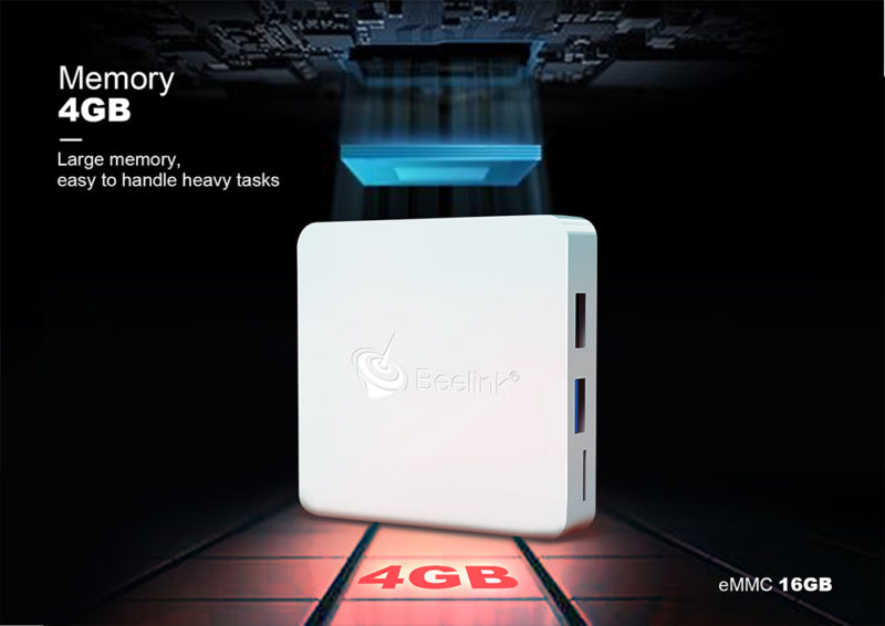Beelink A1 TV Box 4K