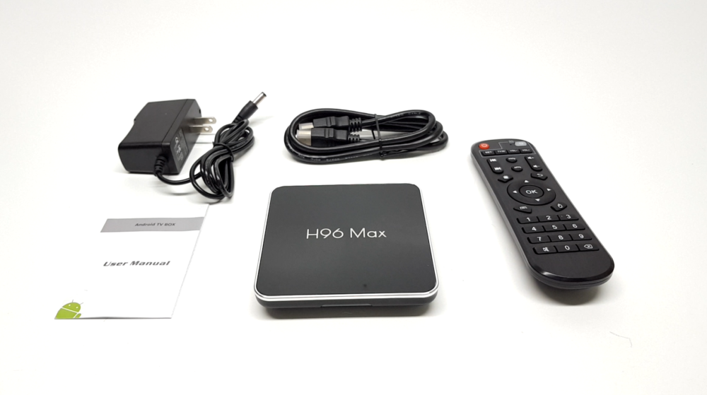 H96 Max X2 Amlogic S905X2 DDR4 Android 8 1 4K TV Box Review