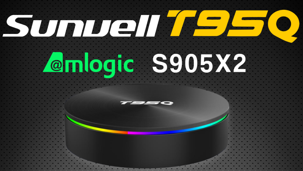 Sunvell T95Q Amlogic S905X2 Android 8 1 4K TV Box Review | TV Box Stop
