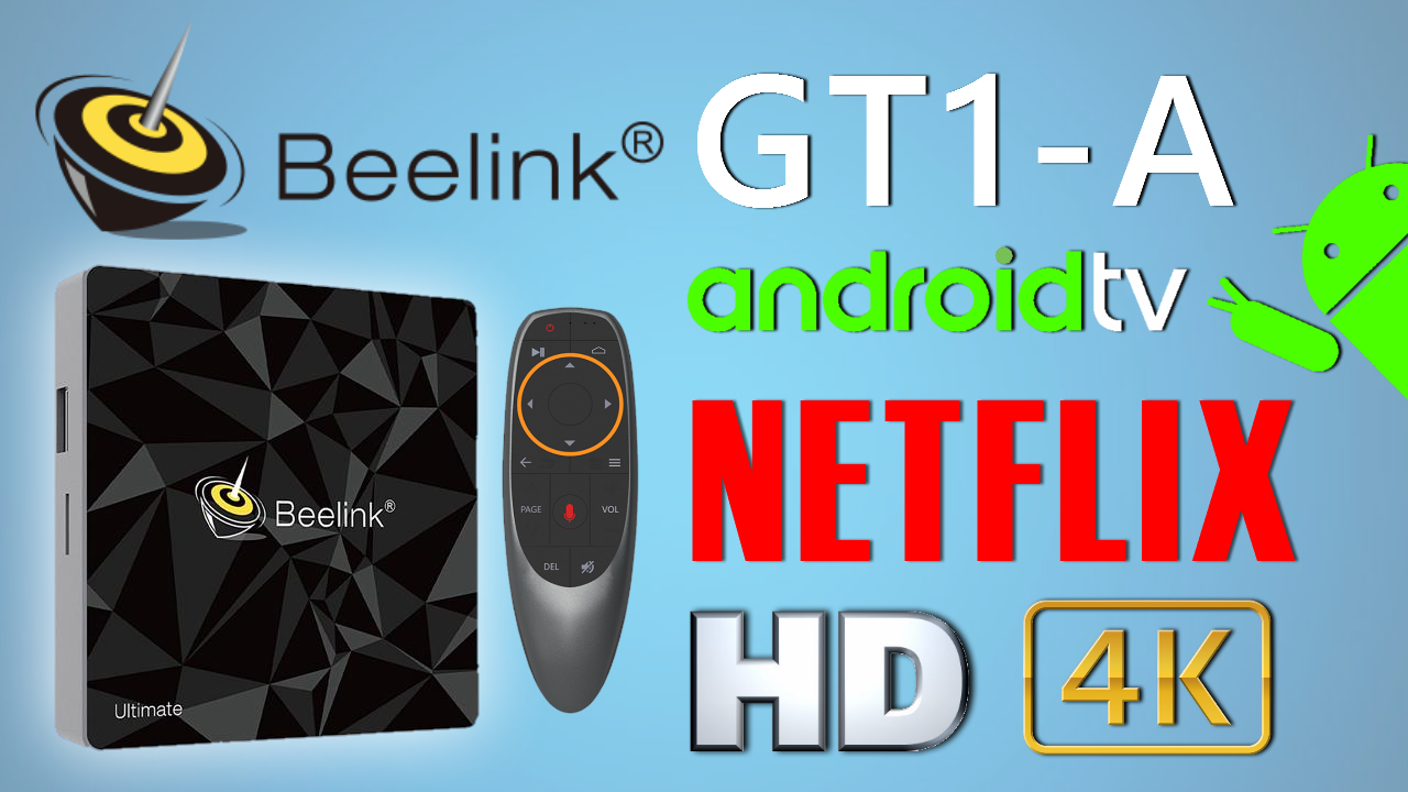 Beelink GT1-A TV Android Box Banner