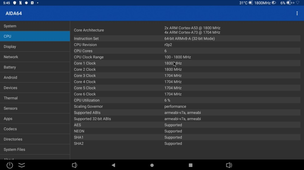 Ugoos_AM6_Pro_TV_Box_CPU_speed