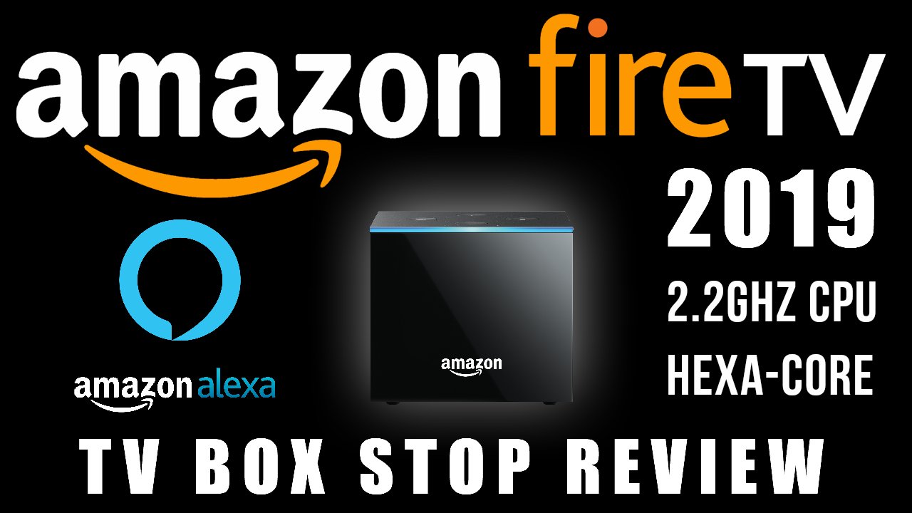 Amazon fire Cube TV Box Stop Review