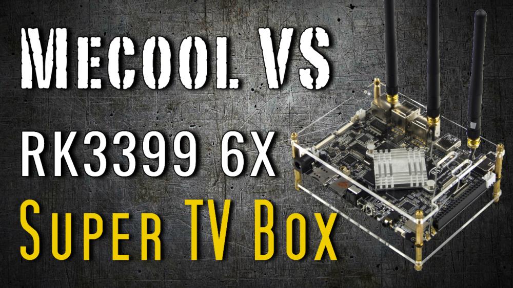 Mecool VS TV Box