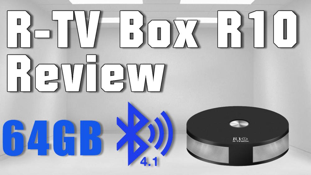 R-TV box R10 TV Box