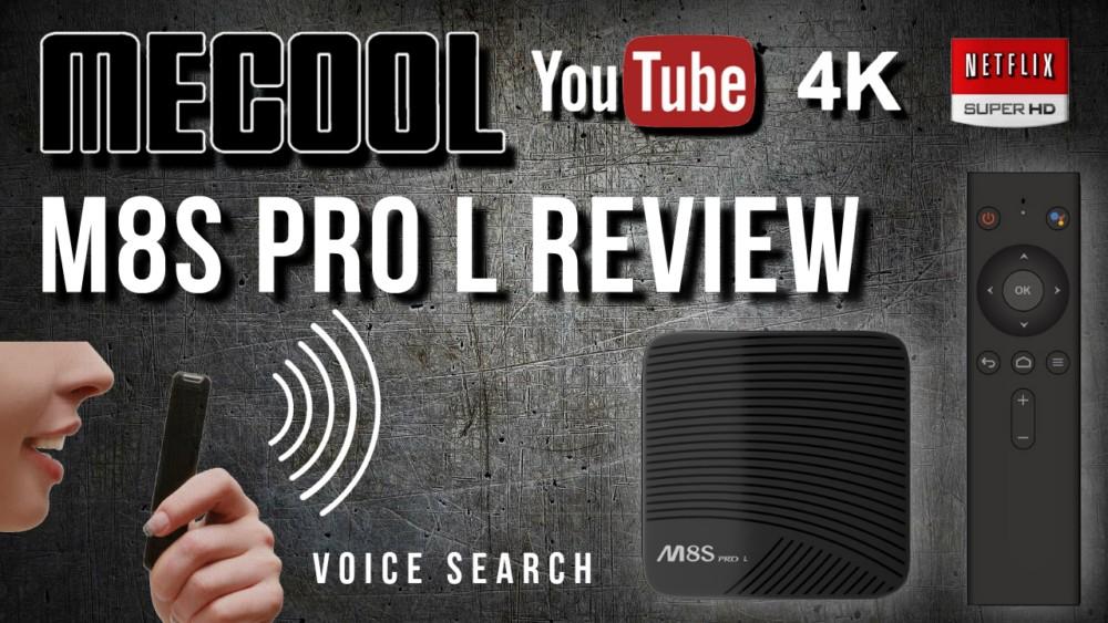 Mecool M8S Pro L Thumbnail