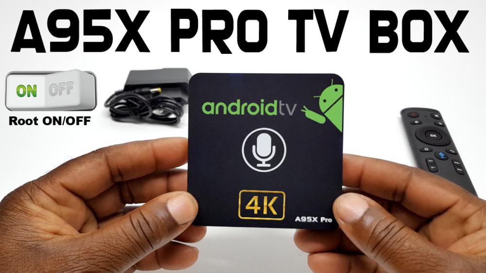 A95X Pro TV Box Thumbnail