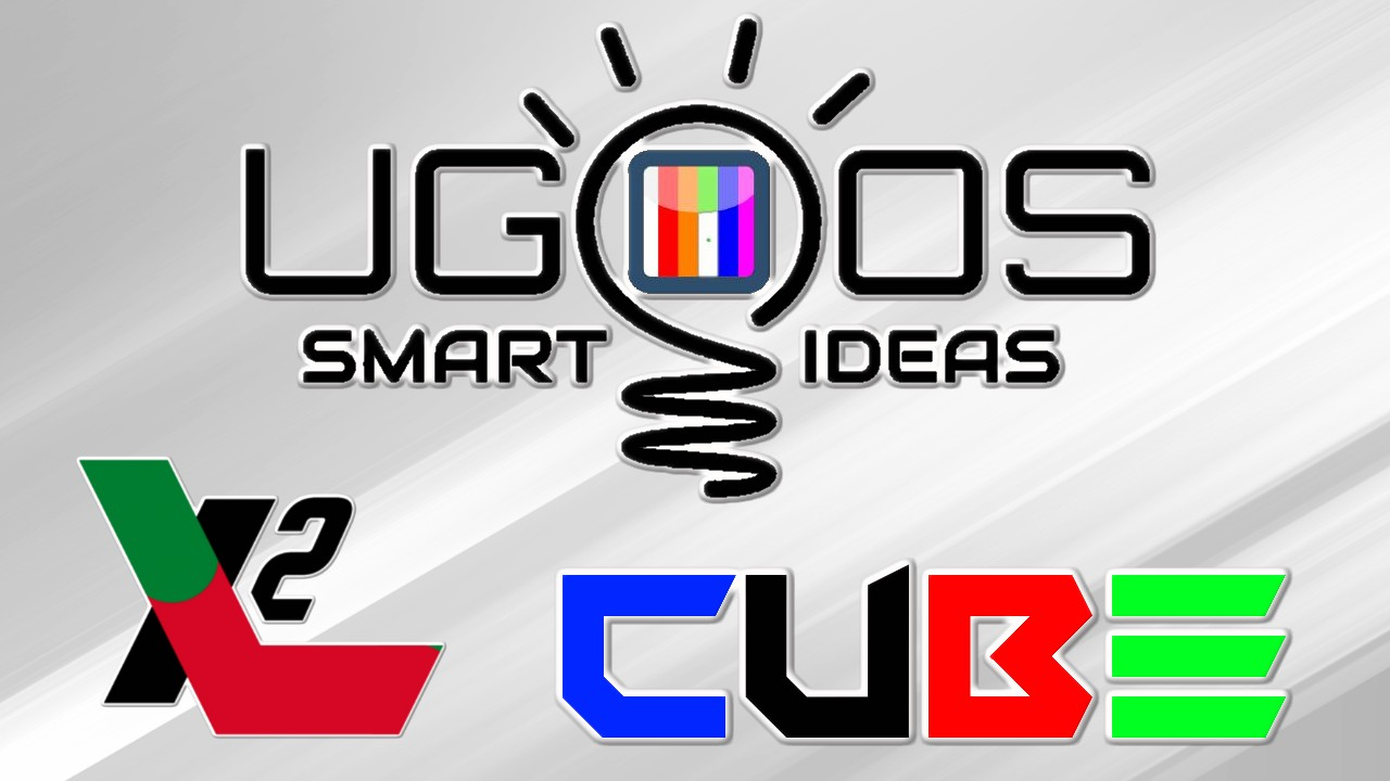 Ugoos X2 Cube banner