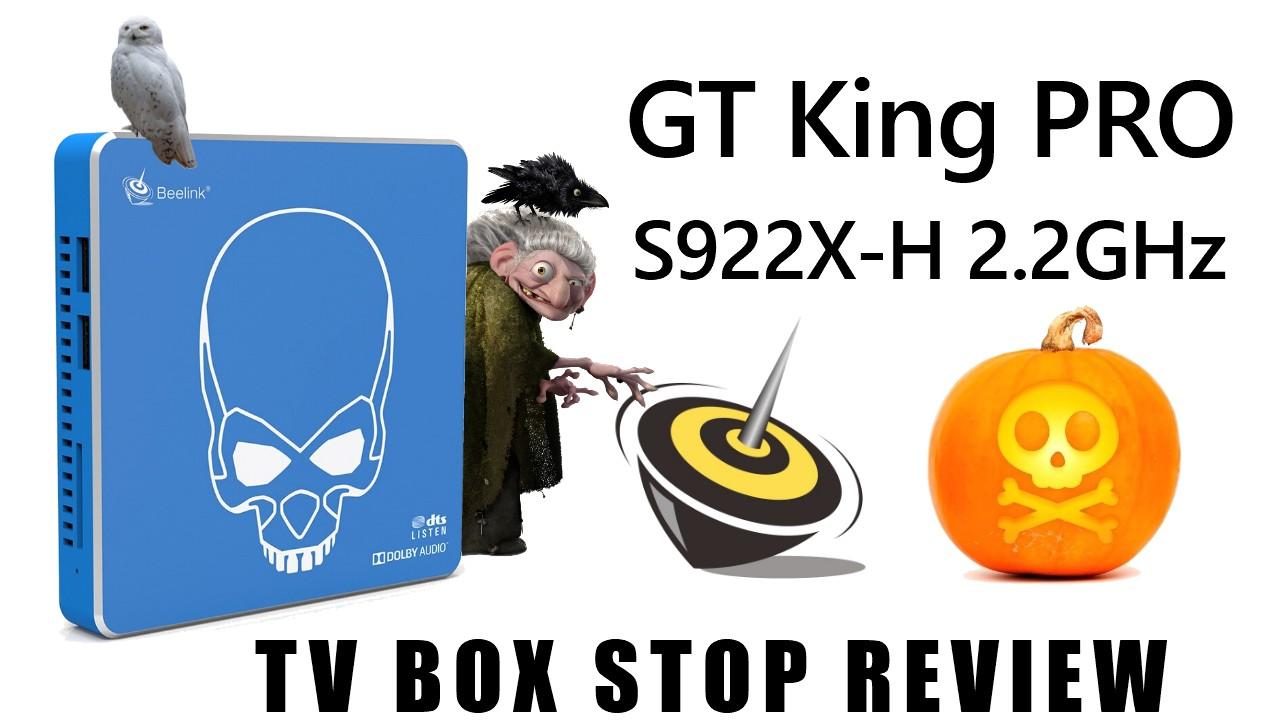 Beelink GT King Pro TV Box Review