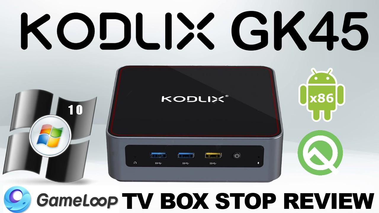 Kodlix GK45 Mini PC