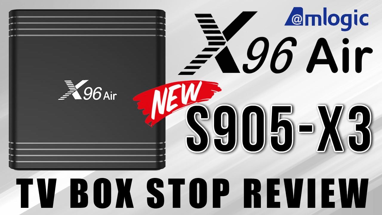 X96 air S905X3 CPU