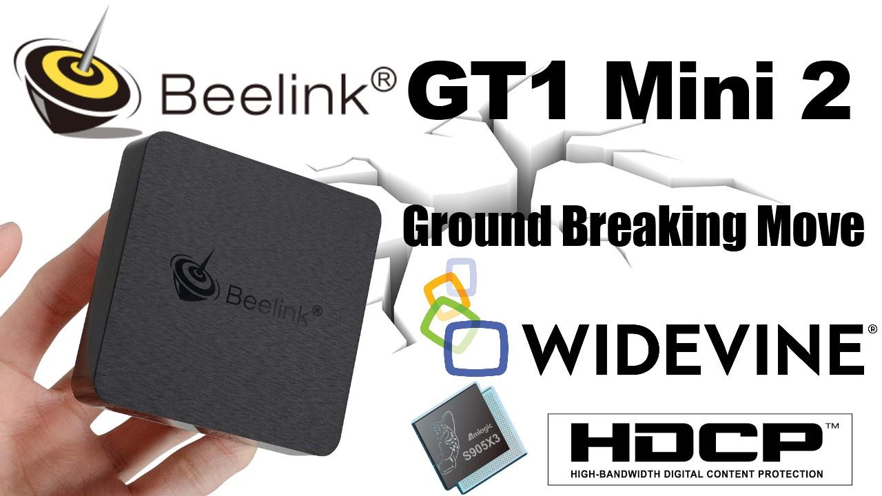Beelink GT1 Mini 2 TV Box