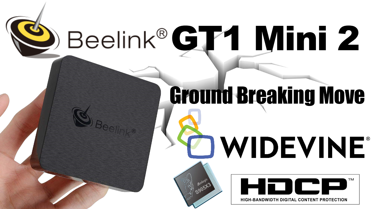 Beelink GT1 Mini 2 TV Box