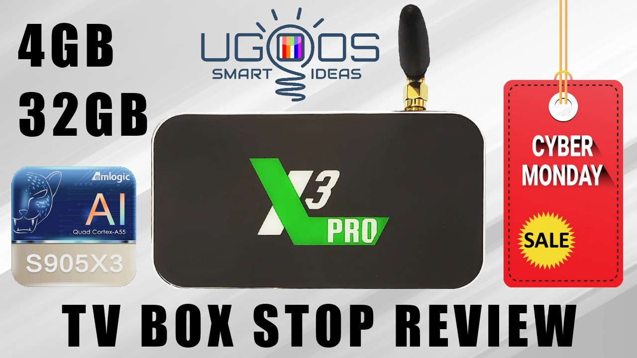 Ugoos X3 Pro Review