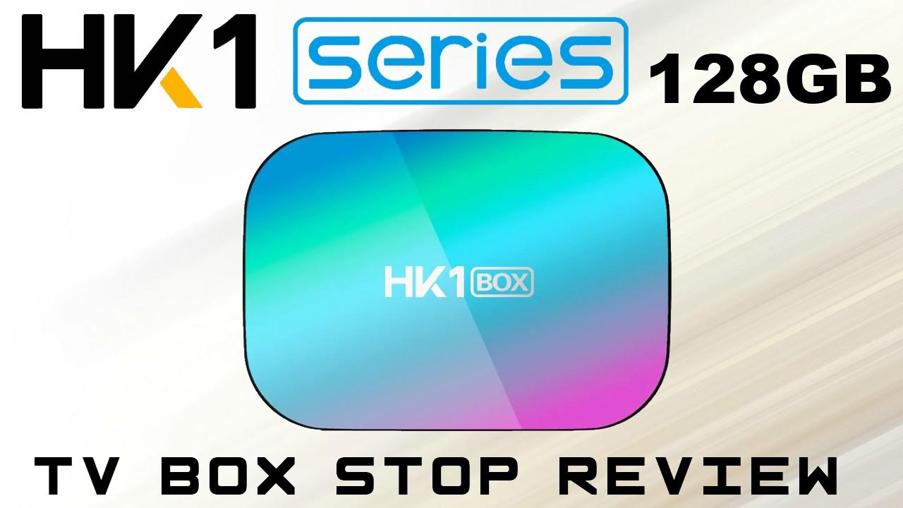 HK1 Box TV Stop Box