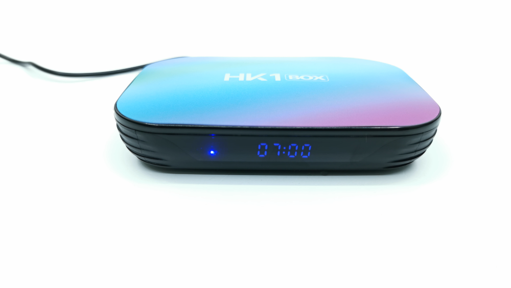 HK1 Box TV Box.png Front View