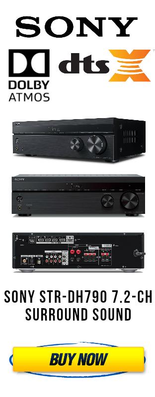 Sony STR DH790 Receiver