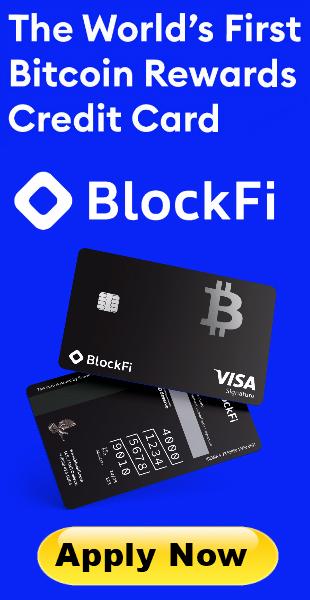 BlockFi Rewards Credit Card